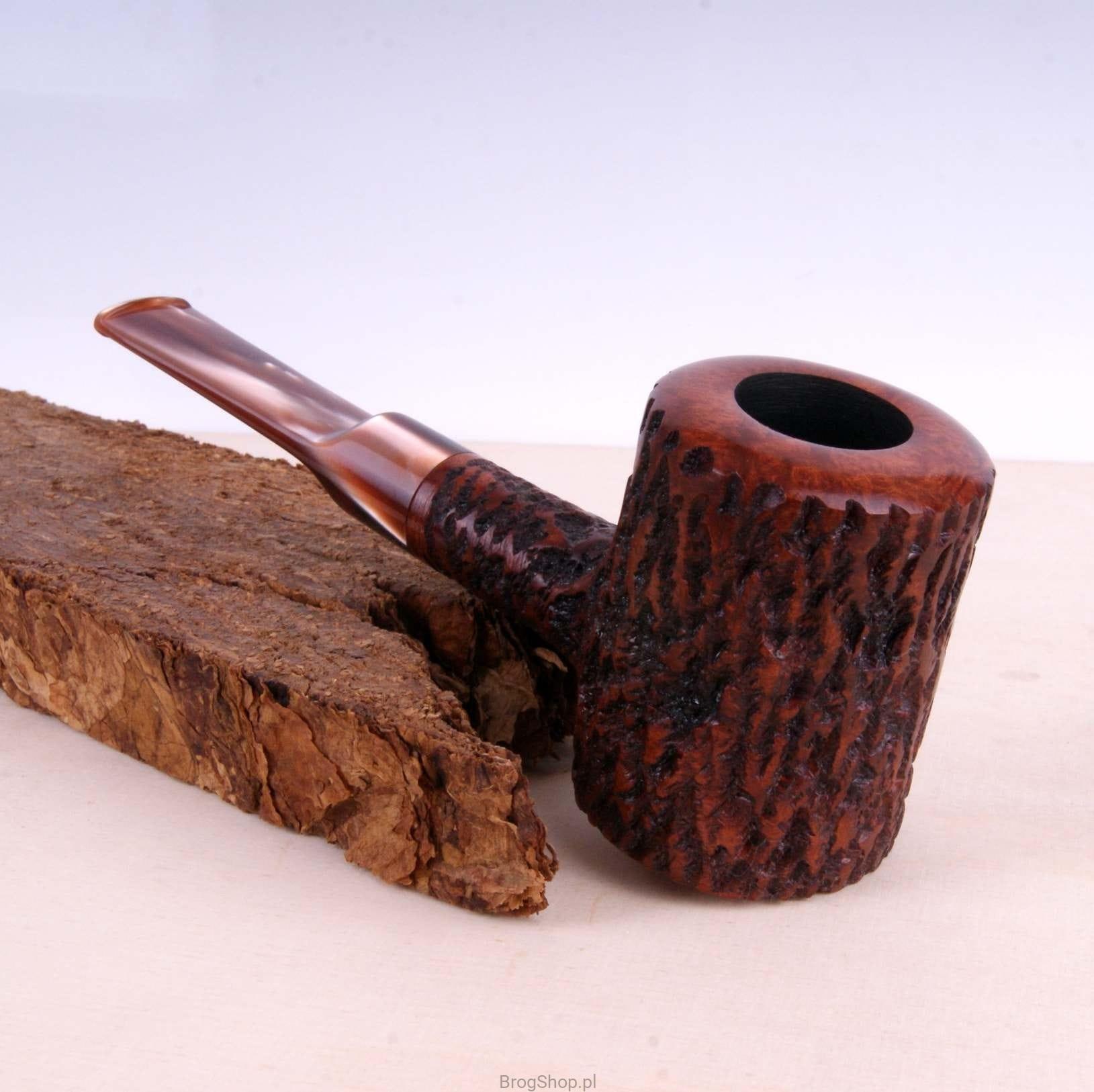 Pipe no 107 Aged 9 mm Mr Brog Briar