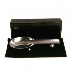 Popielnica na cygaro SPOON Metal Chrom 5.901