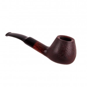 Fajka Brandy Briar Piaskowana 9 mm Mr Bróg