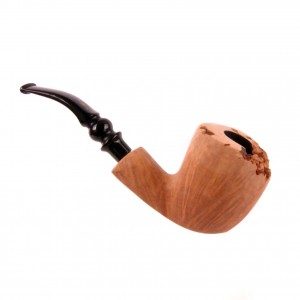 Fajka Erik Nording Freehand Signature Smooth 9 mm Briar