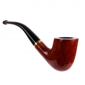 Fajka no. 90 Stewart Wrzosiec 9 mm Mr Bróg Briar